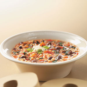 Vegetarian Polka Dot Stew Recipe