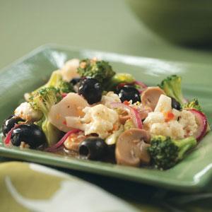 Marinated Salad Recipe