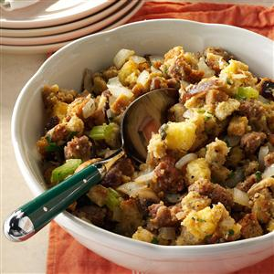 """Everything"" Stuffing Recipe"