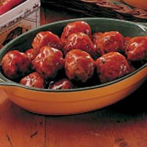 Glazed Sausage Bites Appetizer Recipe