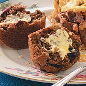 Pumpernickel Muffins Recipe