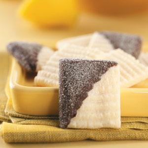 Dipped Lemon Spritz Recipe
