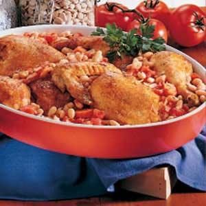 Chicken Provencal Recipe