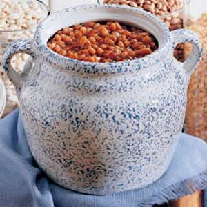 Cranberry Baked Beans Recipe