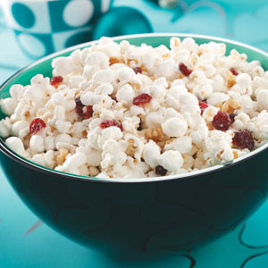 White Chocolate Popcorn Deluxe Recipe