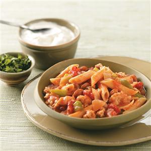 One-Pot Chili Mac Recipe