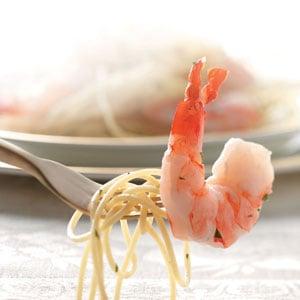 Garlic Lemon Shrimp for 2 Recipe