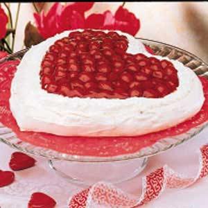 Cherry Meringue Dessert Recipe