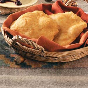 Fry Bread Recipe
