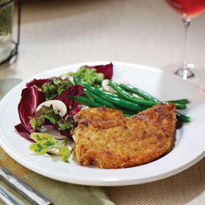 Baked Pork Chops with Hot and Spicy Seasoning Recipe