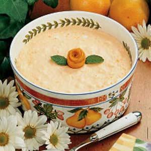 Orange Buttermilk Gelatin Salad Recipe