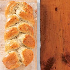 Garlic-Herb Braid Recipe