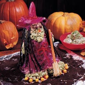 Popcorn Witch Recipe
