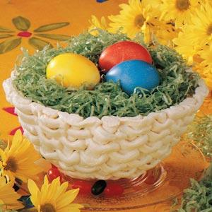 Meringue Basket Recipe