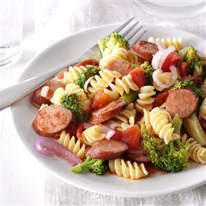 Sausage Broccoli Simmer Recipe