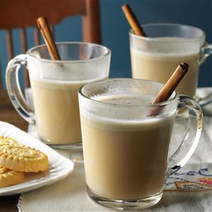 Hot Almond N Cream Drink Recipe