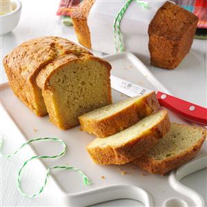 Autumn Pear Bread Recipe