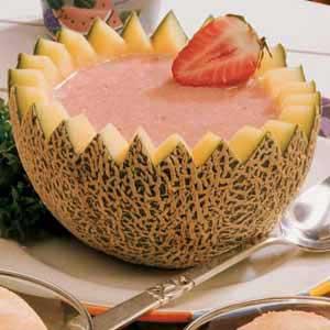 Summertime Melon Soup Recipe