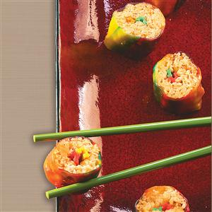 Kids' Sushi Recipe