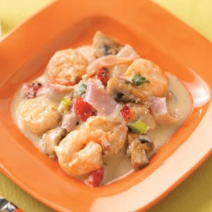 Shrimp and Fontina Casserole Recipe