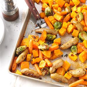 40 Ways to Love Roasted Veggies