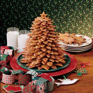 Gingerbread Tree Recipe Recipe