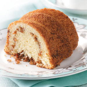 Taste Of Home Blueberry Sour Cream Coffee Cake Recipe