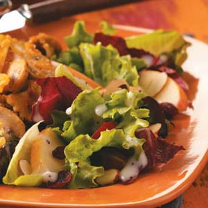 Easy Tossed Salad for Two Recipe