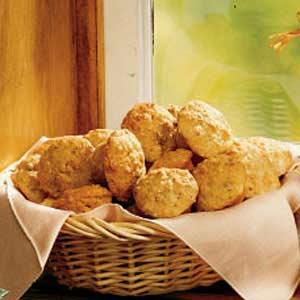 Blue Cheese Mini-Muffins Recipe