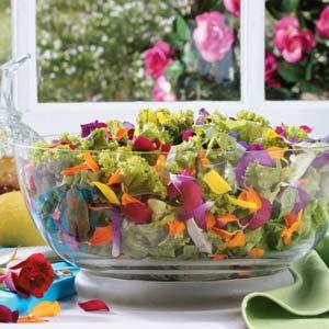 Flower Garden Salad Recipe