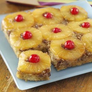 24 Upside-Down Desserts
