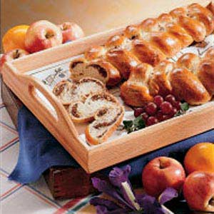 Sausage Cheese Braid Recipe
