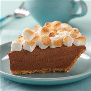 Dreamy S'more Pie Recipe
