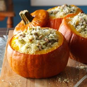 7 Recipes for Baked Pumpkins