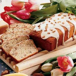 Southern Banana Nut Bread Recipe