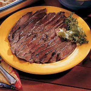 Italian Flank Steak Recipe