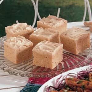 Double Peanut Butter Cake Recipe