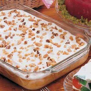 Creamy Gelatin Dessert Recipe