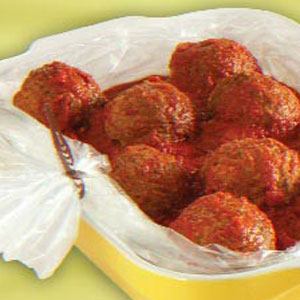 Reynolds Italian Meatballs Recipe