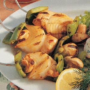 Ziploc Light Chicken Kabobs Recipe