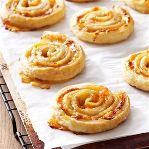 Apricot Turkey Pinwheels Recipe