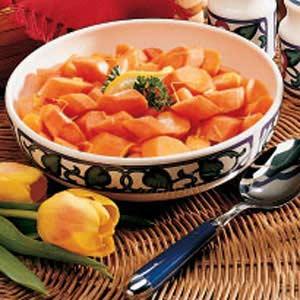 Glazed Carrot Coins Recipe