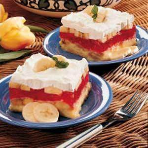 Layered Pudding Dessert Recipe