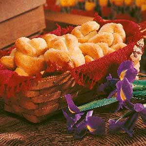 Golden Knots Recipe