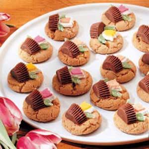 Peanut Butter Baskets Recipe