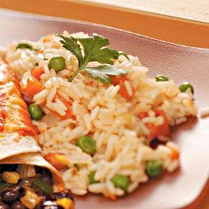 Quick Spanish Rice Recipe