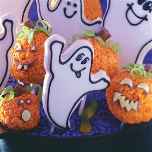 Boo! Cookies Recipe