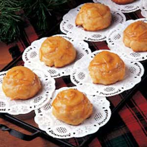 Orange Biscuits Recipe