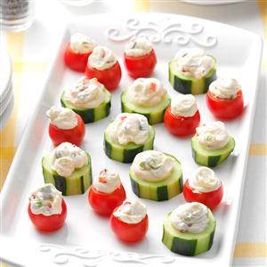 Inside-Out Veggie Dip Recipe