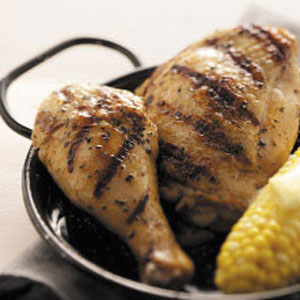 Basic Chicken Barbecue Recipe